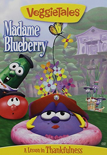 Veggie Tales Madame Blueberry
