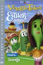 Veggie Tales Esther The Girl Who Became Queen