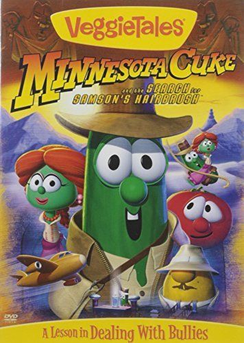 Minnesota Cuke The Search For Samson's Hairbrush Veggie Tales
