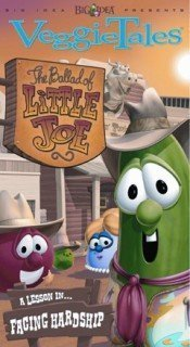 Veggie Tales The Ballad Of Little Joe A Lesson In Facing Hard