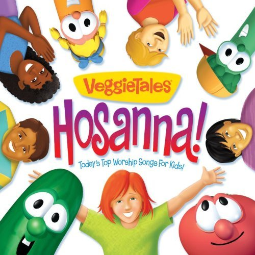 Veggietales Hosanna! Today's Top Worship S