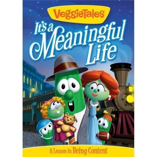 Veggie Tales It's A Meaningful Life