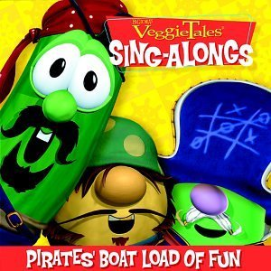 Veggie Tales Pirates' Boat Load Of Fun