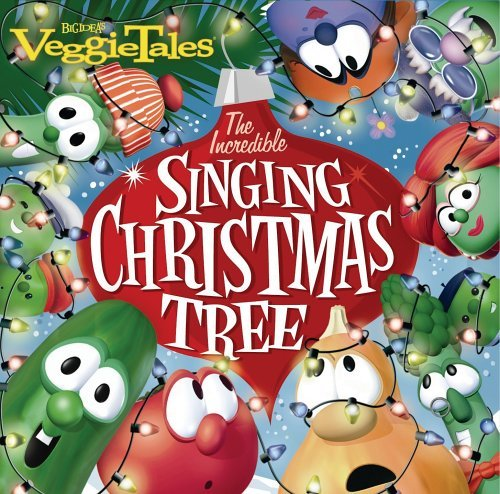 Veggie Tales Incredible Singing Christmas T