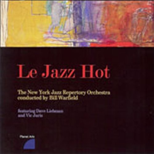 Dave & New York Repert Liebman Le Jazz Hot