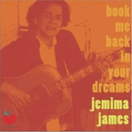 Jemima James Book Me Back In Your Dreams