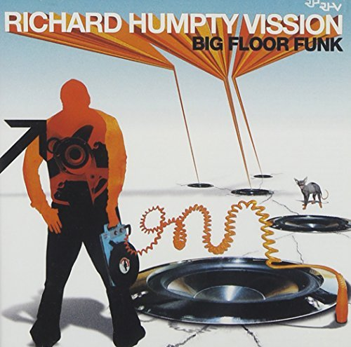 Richard Vission Big Floor Funk