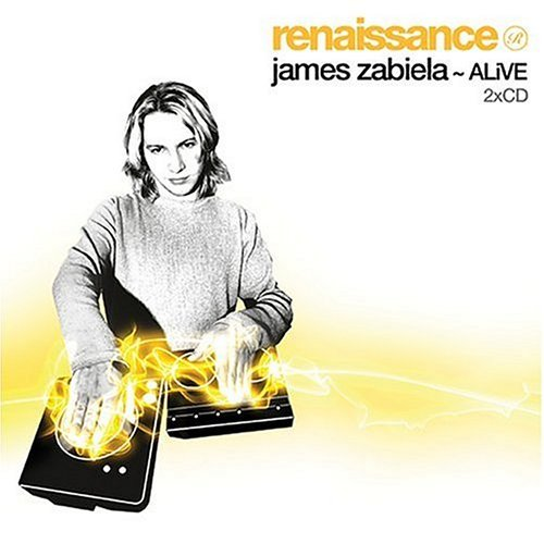 James Zabiela Renaissance Presents Alive 2 CD Set