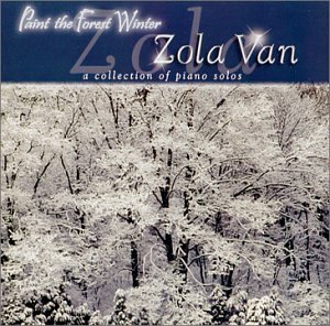 Zola Van Paint The Forest Winter