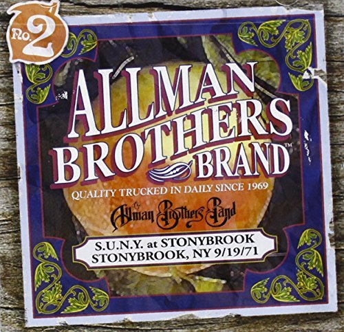 Allman Brothers Band Suny At Stonybrook 9 19 71 (li
