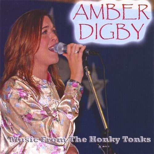 Amber Digby Music From The Honky Tonks