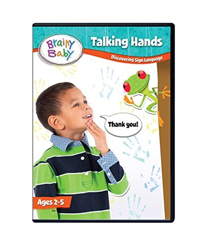 Brainy Baby Talking Hands Deluxed Ed. Nr