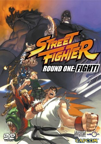 Street Fighter Round One Fight Street Fighter Round One Fight Nr
