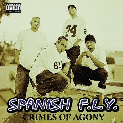 Spanish Fly Crimes Of Agony
