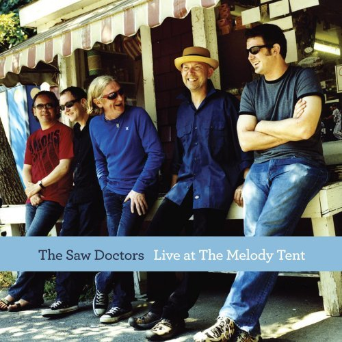 Saw Doctors Live At The Melody Tent