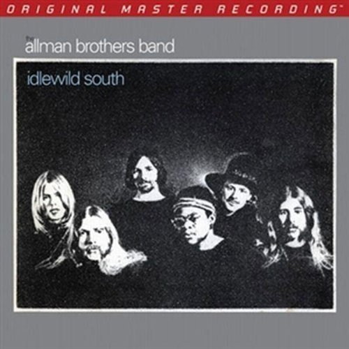 Allman Brothers Band Idlewild South
