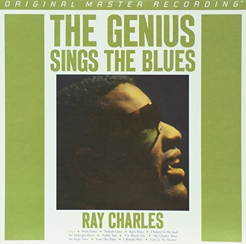 Ray Charles Genius Sings The Blues