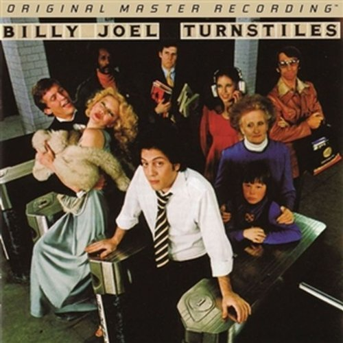Billy Joel Turnstiles Sacd Hybrid