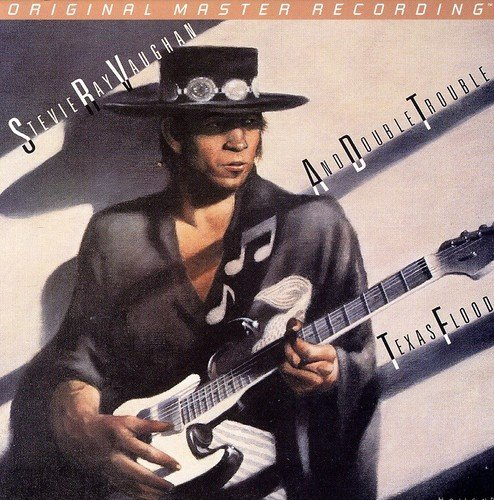 Stevie Ray Vaughan Texas Flood Sacd Hybrid
