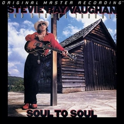 Stevie Ray Vaughan Soul To Soul Sacd Hybrid