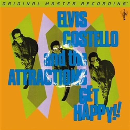 Elvis & The Attractio Costello Get Happy! 2 Lp