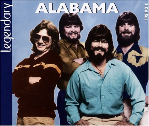 Alabama Legendary Import 3 CD Set
