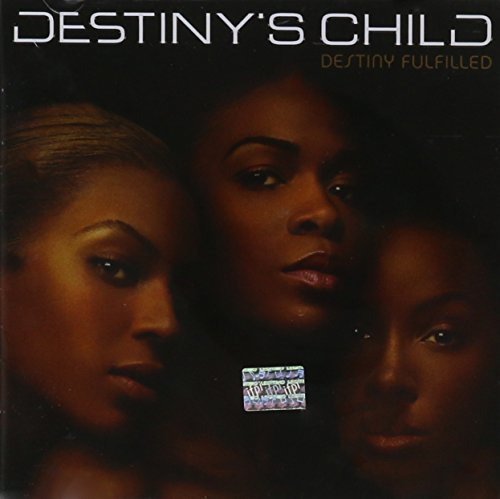 Destiny's Child Destiny Fulfilled Import Incl. Bonus Track