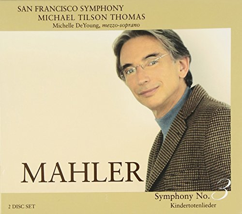 G. Mahler Symphony No.3 Kindertotenliede Sacd De Young*michelle (mez) Thomas Sf So