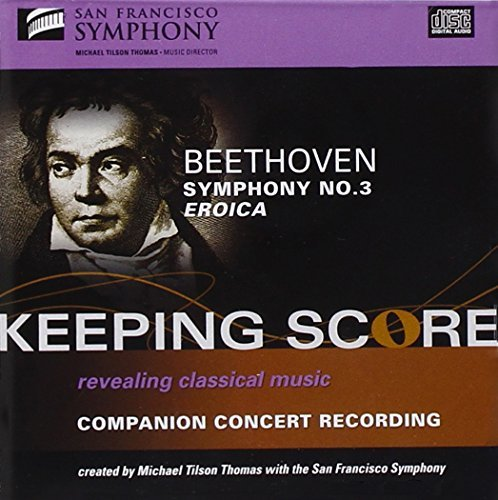 Ludwig Van Beethoven Symphony No.3 Tilson Thomas San Francisco So