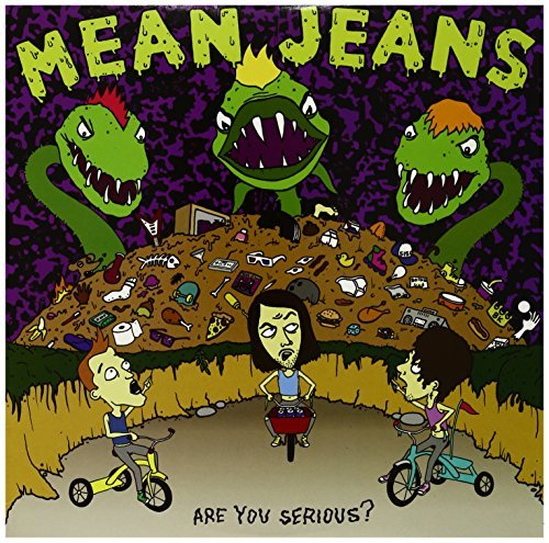 Mean Jeans Are You Serious