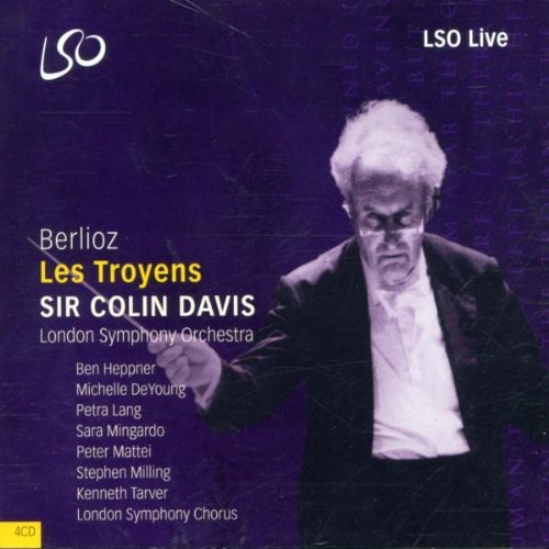 H. Berlioz Les Troyens Davis London So