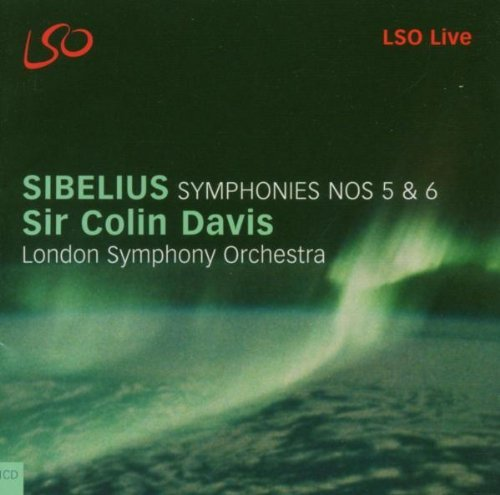 J. Sibelius Symphonies 5 & 6 Davis London So