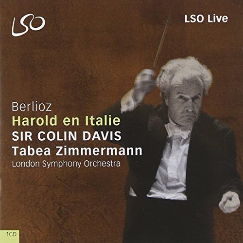 H. Berlioz Harold In Italy Davis London So