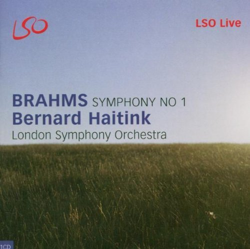 Johannes Brahms Symphony No.1 Haitink London So