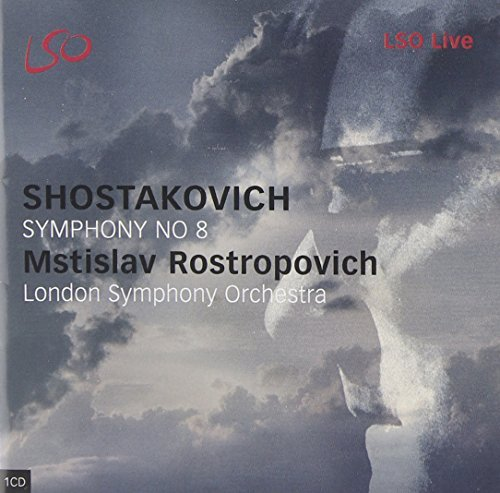 Dmitri Shostakovich Symphony No.8 Rostropovich London So
