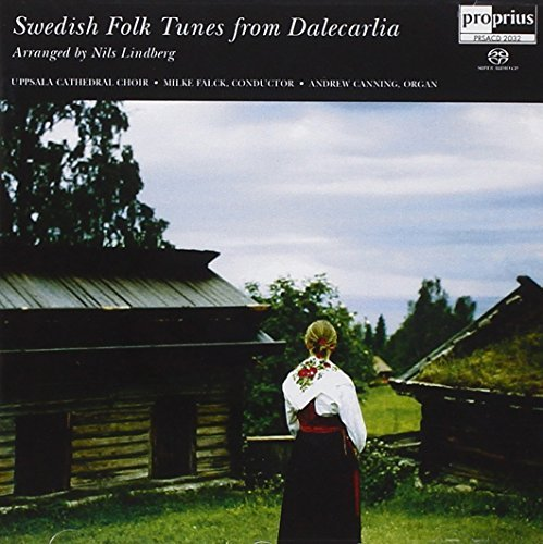 Nils Lindberg Swedish Folk Tunes From Daleca Sacd