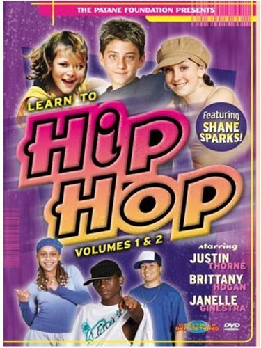 Learn To Hip Hop Vol. 1 2 Clr Nr