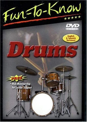Fun To Know Drums Clr Nr
