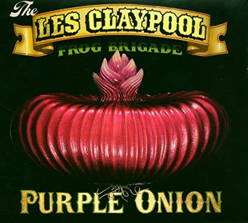 Les Frog Brigade Claypool Purple Onion