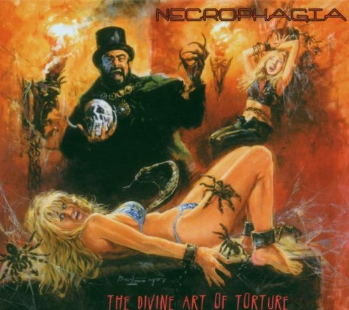 Necrophagia Divine Art Of Torture Explicit Version