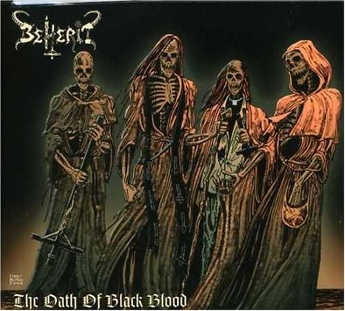 Beherit Oath Of Black Blood