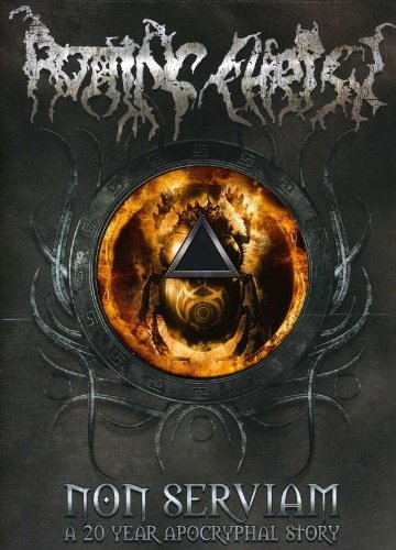 Rotting Christ Non Serviam A 20 Year Apocryph Incl. DVD