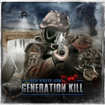 Generation Kill Red White & Blood