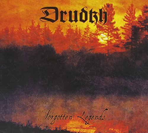 Drudkh Forgotten Legends 2 CD