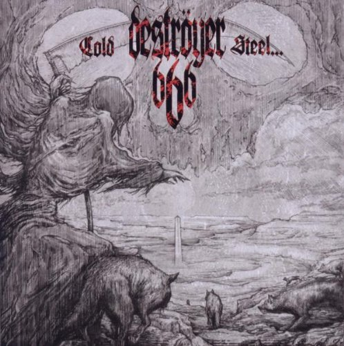 Destroyer 666 Cold Steelfor An Iron Age Import Gbr