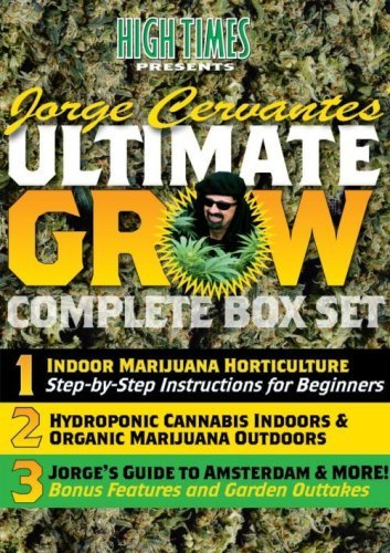 High Times Ultimate Grow Complete Box Set Nr
