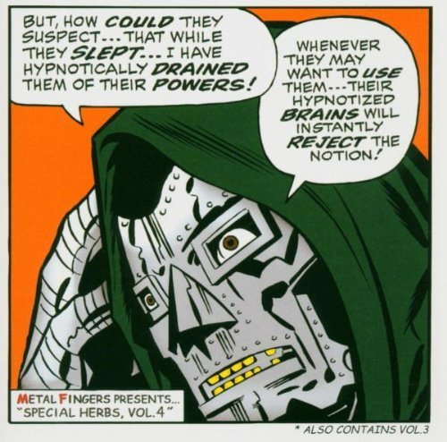 Mf Doom Vol. 3 4 Special Herbs Explicit Version