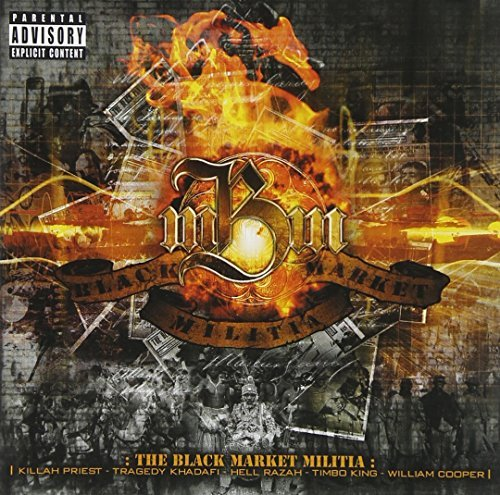 Black Market Militia Black Market Militia Explicit Version