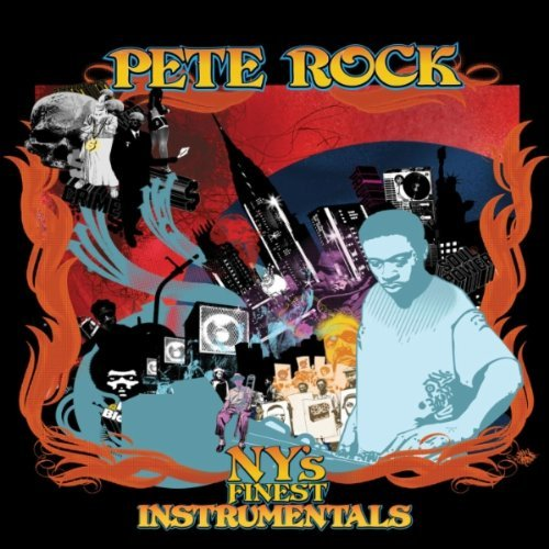 Pete Rock Ny's Finest (instrumentals) Explicit Version