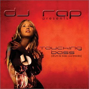 Dj Rap Touching Bass Explicit Version 2 CD Set